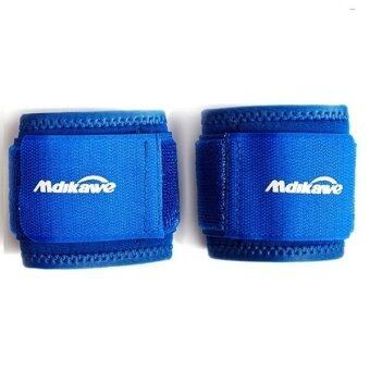 เปรียบเทียบราคา BEGINS อุปกรณ์พยุงข้อมือ Wrist Support(สีน้ำเงิน)