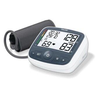 ต้องการขาย Beurer เครื่องวัดความดัน รุ่น BM40 (1 เครื่อง) Beurer Upper ArmBlood Pressure Monitor เครื่องวัดความดันต้นแขน วัดง่ายสะดวกนำเข้าจาก GERMANY