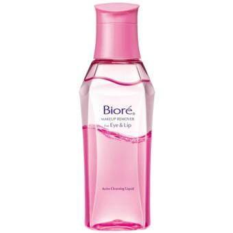 Biore Makeup Remover for Eye & Lip บิโอเร เมคอัพ รีมูฟเวอร์ ฟอร์ อาย แอนด์ ลิป 130ml.