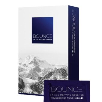 Bounce Hibrid-X Bounce ครีมโบท็อก ลดริ้วรอย ลงลึกถึงระดับเซลล์ผิว ฟื้นฟูผิวเร่งด่วน (1 กล่อง)