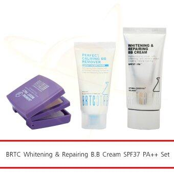 BRTC WhiteningRepairing B.B Cream SPF37 PA++ Set