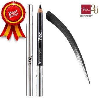 BSC EYEBROWN PENCIL ดินสอเขียนคิ้ว สี K2 สีดำธรรมชาติ