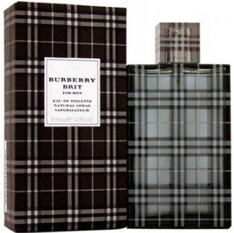 Burberry Brit For Men 100 ml. (พร้อมกล่อง)