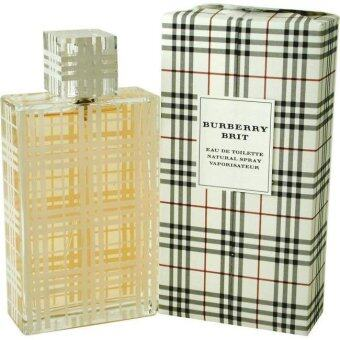 Burberry Brit for Women EDT 100 ml.พร้อมกล่อง