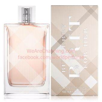 Harga Burberry Brit for Women EDT 100 ml.