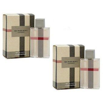 Harga BURBERRY LONDON EDP (4.5ml. x 2กล่อง)