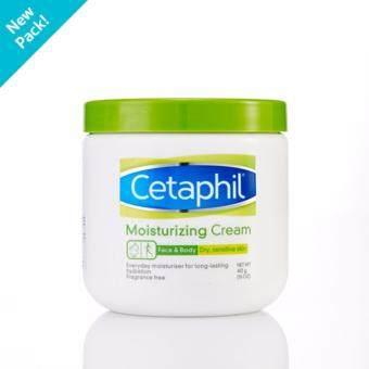 Cetaphil Moisturizing Cream for Dry  Sensitive Skin 453 g