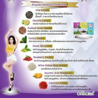 ChiaCinia อาหารเสริมควบคุมน้ำหนัก
