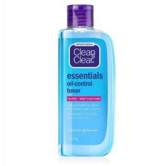 Clean & Clear เอสเซนเชียล ออยล์คอนโทรล โทนเนอร์ 100 มล.