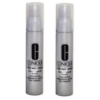 Clinique Smart Custom Repair Serum 10 ml. (2 หลอด)