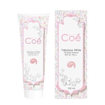 Coe DD Cream ครีมผิวขาว SPF50 PA+++ ขนาด 100mL