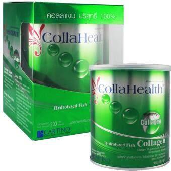Collahealth Collagen คอลลาเจนบริสุทธิ์ คอลลาเฮลท์ 200 g.
