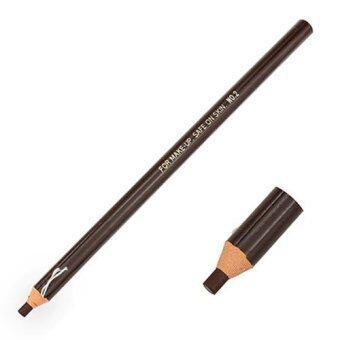 ประกาศขาย Coloured Soft Cosmetic Art Eyebrow Pencil ดินสอเขียนคิ้วดึงเชือก(เบอร์ 02 สีน้ำตาลธรรมชาติ)