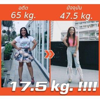 Dalizsa ดาลิสซ่า ผลิตภัณฑ์อาหารเสริมควบคุมน้ำหนัก