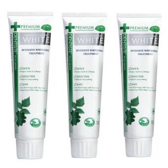 Dentiste' PremiumNatural White Toothpaste 100 g. (3 Pcs)