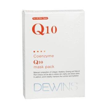 ต้องการขาย Dewins Coenzyme Q10 Mask Pack (ซื้อ 1 กล่อง เเถมฟรี 1 กล่อง)