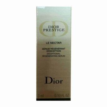 Dior Prestige Le Nectar Exceptional Regenerating Serum 3ml (1 ชิ้น)