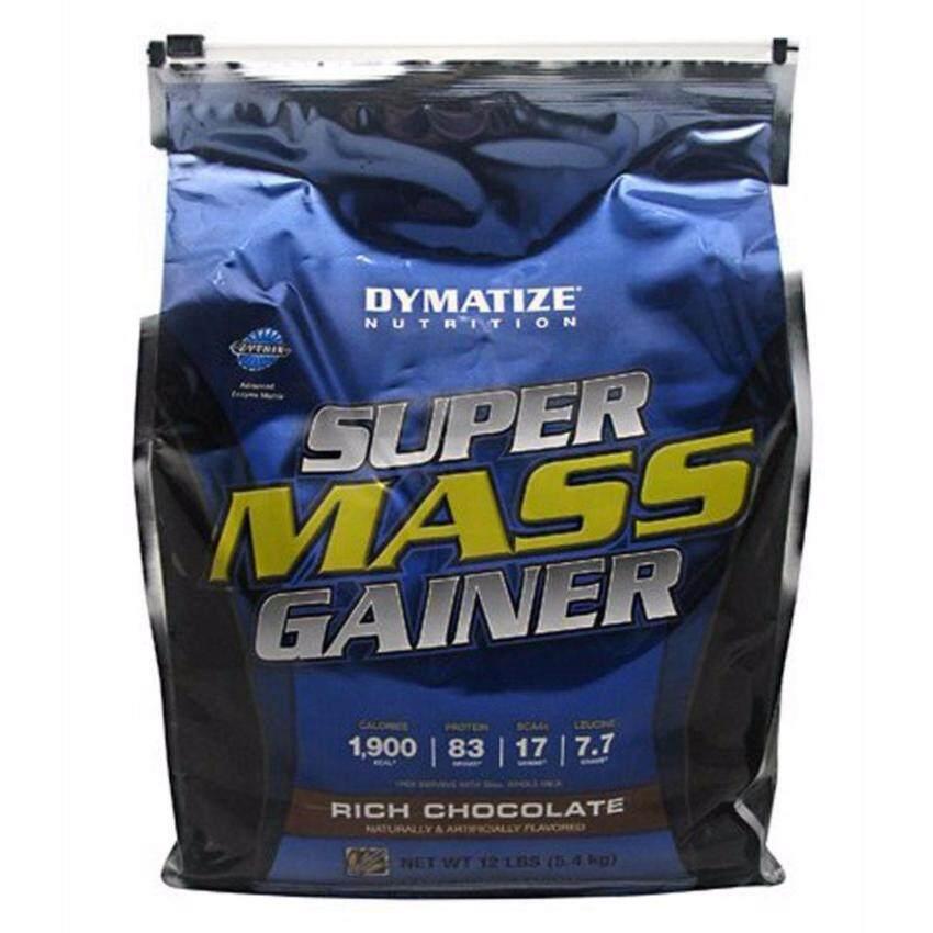 รีวิว Dymatize Super Mass Gainer 12Lbs Chocolate มาใหม่