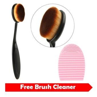 EGB แปรง เกลี่ยงรองพื้น เเปรงรองพื้น BB Cream Powder Blush Brush