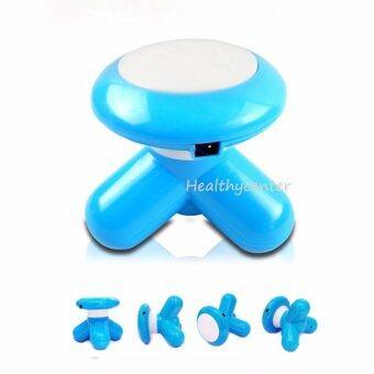 ซื้อ/ขาย Electric Massager เครื่องนวดสามขามินิ 1 ชิ้น (สีฟ้า) เครื่องนวดคลายเครียด ขนาดพกพาด้วยระบบสั่น นวดคลายปวดตามจุดต่างๆของร่างกาย พร้อมสายเสียบ USB ต่อคอมได้