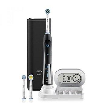 รีวิวพันทิป Electric Toothbrush Oral-B Pro martSeries Black Electronic Power Rechargeable Toothbrush with Bluetooth Connectivity Powered by Braun - intl