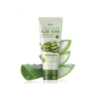 ลดราคา Esfolio Aloe Vera Soothing Cleansing Foam โฟมล้างหน้าว่านหางจระเข้100% ขนาด150 กรัม