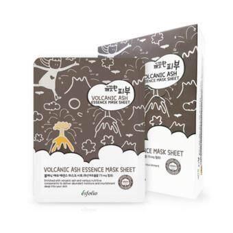 ต้องการขาย Esfolio Volcanic Ash Essence Mask Sheet (10 แผ่น)
