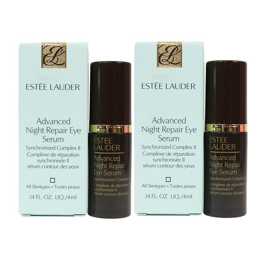Estee Lauder Advanced Night Repair Eye Serum Synchronized Complex II 4ml แพ็ค 2ชิ้น