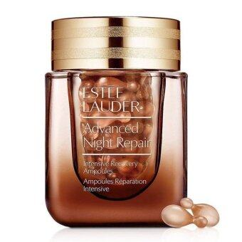 ESTEE LAUDER Advanced Night Repair Intensive Recovery Ampoules เซรั่มแคปซูล เอสเต้ ANR (60 Capsules)