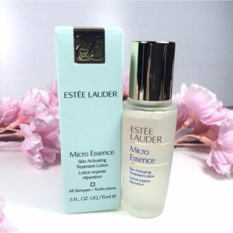 Harga Estee Lauder Micro Essence Skin Activating Treatment Lotion Favorite Momay Skincare Routine 15ml.(x2)