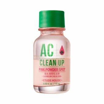 Etude AC Clean Up Pink Powder Spot 15 Ml.