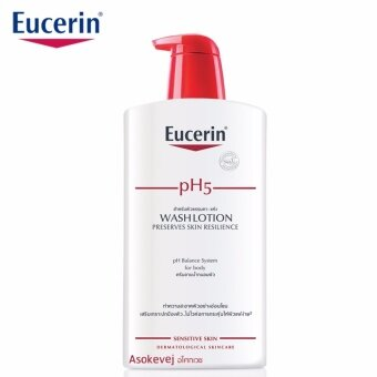 Eucerin pH5 washlotion 1000 ml (1ขวด)