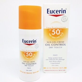 EUCERIN SUN DRY TOUCH ACNE OIL CONTROL SPF 50+ PA+++ (50 ML.)