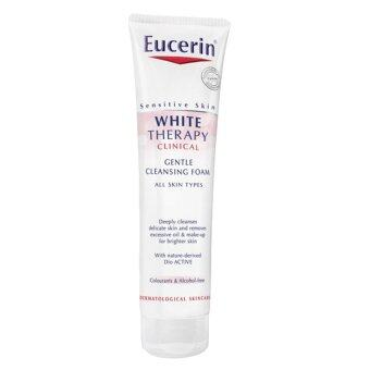 Eucerin White Therapy Clinical Gentle Cleansing Foam 150ml.