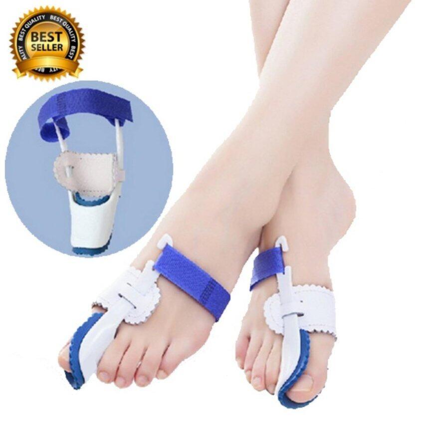 EVERLAND อุปกรณ์คั่นนิ้วเท้า เพื่อปรับโครงสร้างกระดูกข้อนิ้วเท้า (สำหรับผู้มีอาการนิ้วโป้งเท้าเอียง) image