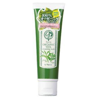 Faris Organic Veil Cleansing Wash โฟมล้างหน้าชาเขียว 1 ชิ้น