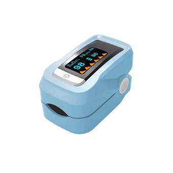 Fingertip Pulse Oximeter Diagnostic-tool Digital SpO2 PR PI Heart Rate Monitor Blood Oxygen Saturation Tester Oximet