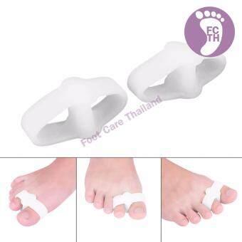 Foot Care Thailand ซิลิโคนคั่นนิ้วหัวแม่เท้า กับนิ้วชี้ 2 คู่ - 3