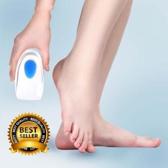 ราคา GadgetZ ซิลิโคนถนอมส้นเท้า มีจุดน้ำเงินตรงกลาง size 41-45