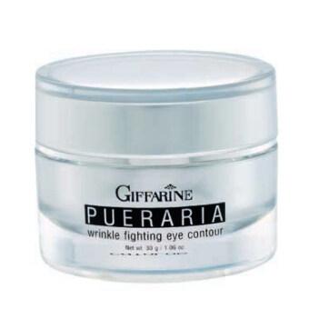 Giffarine ครีมบำรุงผิวรอบดวงตา Pueraria Wrinkle Fighting Eye Contour
