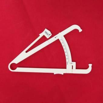 Gion - เครื่องมือวัดอัตราส่วนไขมันในร่างกาย Body Fat Caliper(สีขาว) - 3