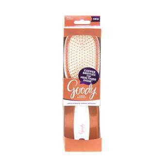 Goody หวีแปรง Clean Radiance Oval Brush Heads UP