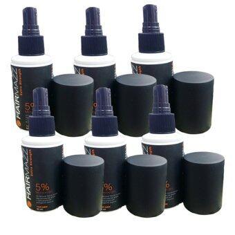 HAIRMAZZ Extra Strength For Men Spray รักษาผมร่วง 60ml. (6ขวด)