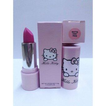 HELLO KITTY MATTE LIPSTICK #02