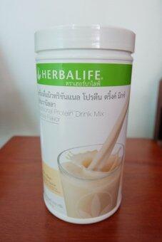 ผลิตภัณฑ์เฮอร์บาไลท์ Herbalife โปรตีนรสวนิลา
