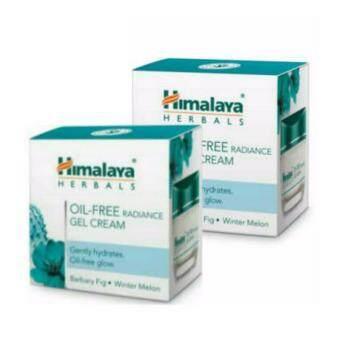 Himalaya Oil Free Radiance Gel Cream 50g สำหรับผิวขาดน้ำ ( 2 กล่อง )