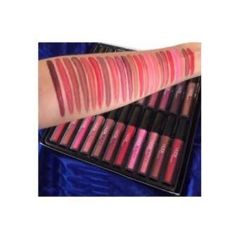 Huda Beauty Liquid Matte Lipstick Set 22 Color 22 สี 22 แท่ง(ลิปสติกลิควิด เนื้อแมท) - 4
