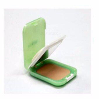 Celina UV Block SPF 15 Powder Foundation (ตลับจริง 1 ตลับ ) เบอร์ 1 แป้งผสมรองพื้น สูตร Oil Free