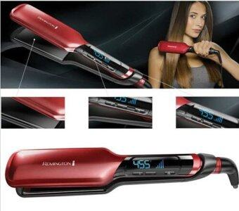 Harga Professional 110V-240V Remington s9620 2 inch Hair Straightener 455F Silk Ceramic Straightening Irons Hair Flat Iron - intl