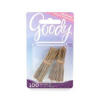 Goody กิ๊บติดผมตัวยู Hair Pins Brown 100 ชิ้น